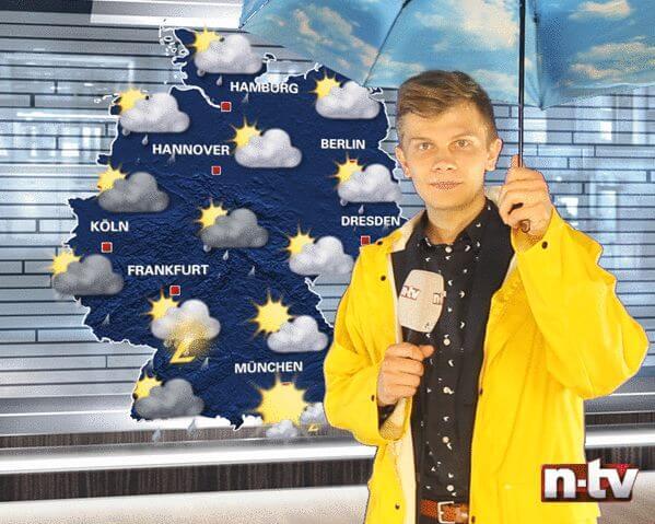 Jakub Biel pogoda ntv