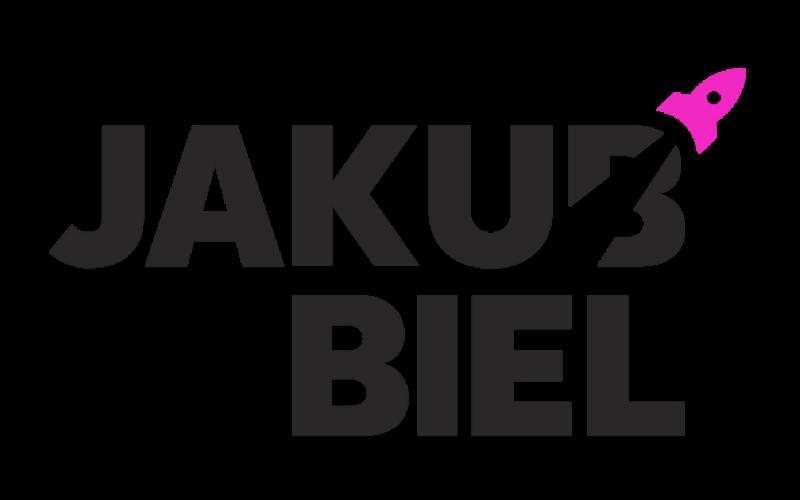 Logo Jakub Biel kolor