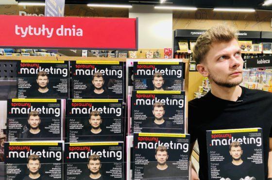 Jakub Biel kreatywne kampanie sprawny marketing