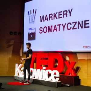 Jakub Biel TEDx Katowice