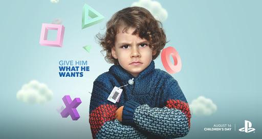 Sony PlayStation Dzień Dziecka