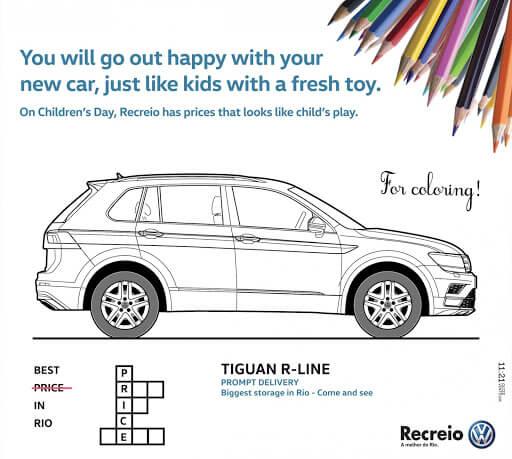 Volkswagen Dzień Dziecka