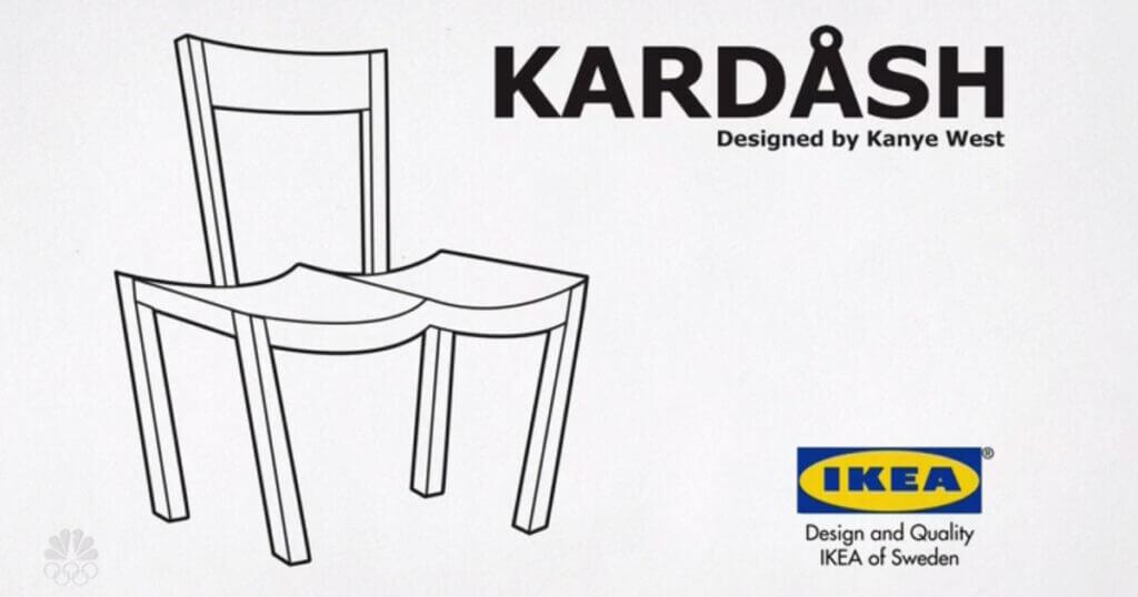 Ikea - Kardash. Real time marketing.