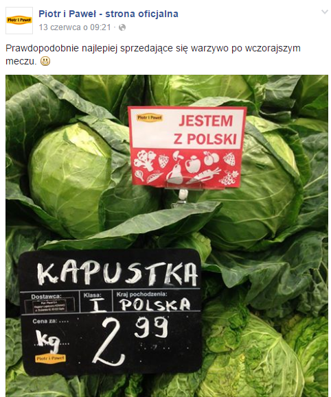 Piotr i Paweł - Kapustka. Real Time Marketing